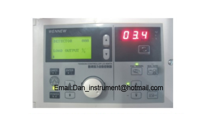 US-80MTA Digital automatic tension controller replace old model US-60MTA wholesale kdt b 600 digital automatic constant tension controller for printing and textile