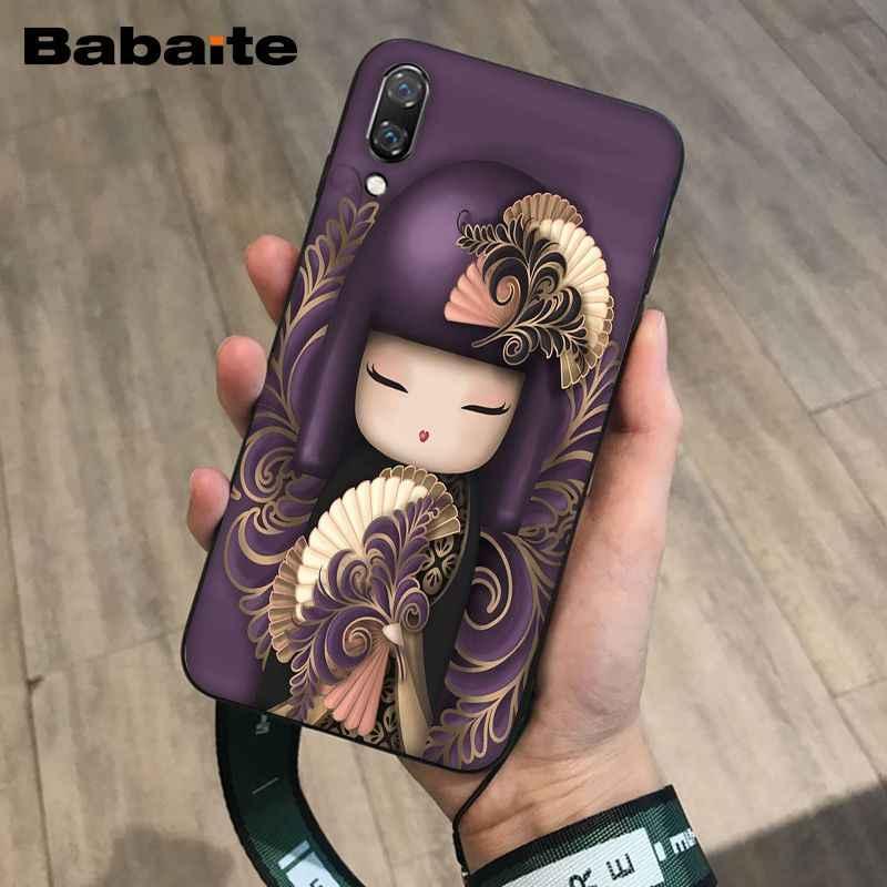 Babaite Russa matryoshka Bonecas Acessórios Do Telefone DIY Case for Huawei P9 P10 Plus Mate9 Mate10 Lite P20 Pro Honor10 View10