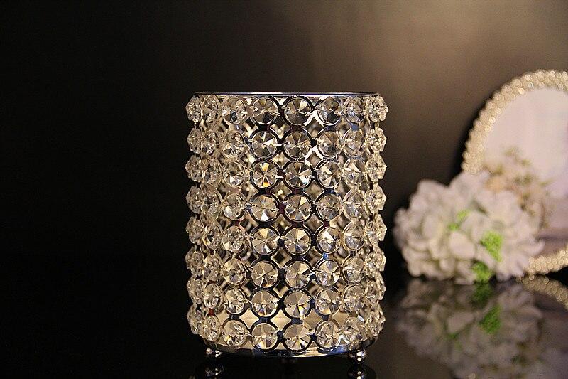 50 kosov kosov akrilni kristalni svečnik / kristalno poročno - Prazniki in zabave