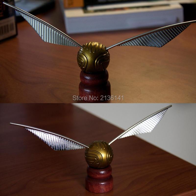 Harri Potter Quidditch Golden Snitch Limited SupplyHarri Potter Quidditch Golden Snitch Limited Supply