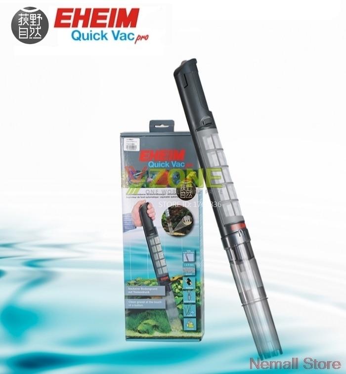 EHEIM Rapido Vacpro-automatico Gravel Cleaner EHEIM 3531 Acquario Serbatoio di Sabbia Elettrica Dispositivo di Lavaggio