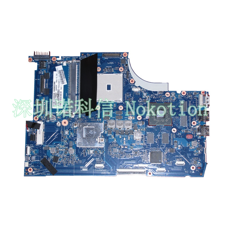 720578-501 720578-001 for HP  Envy TouchSmart 15 15-J laptop motherboard 6050A2555101-MB-A02 Radeon HD8550 Notebook Mainboard laptop new original black for hp for touchsmart xt 15 15 4000ea series lcd top cover