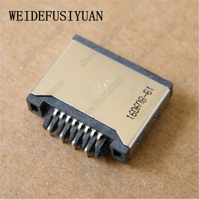 New Laptop LAN Jack Ethernet Port for DELL 15 7460 7560 RJ45 Socket ...