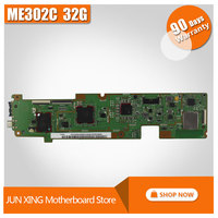 For Asus ME302C Tablet Motherboard MeMO Pad FHD 10 ME302C 32GB Mainboard Work Well