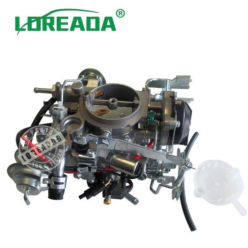 LOREADA CARBURETOR ASSEMBLY 21100-11850 2110011850 for TOYOTA 2E Engine OEM quality FUEL SUPPLY AUTO CAR цена