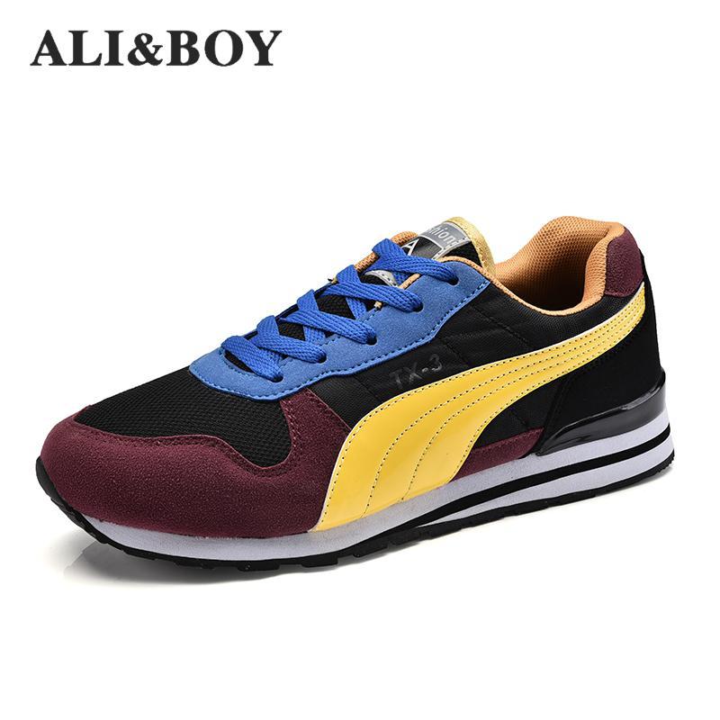 ALI&BOY Valentine Women Sneakers Ladies Sport White Shoes Running Shoes For Men Outdoor Men Sneakers Sport Athletic Sneakers