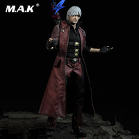 For Collection Full Set Man Figure Toys DMC001 1/6 Scale The Devil May Cry The DANTE Regular Figure Model Toy for Fans Gifts