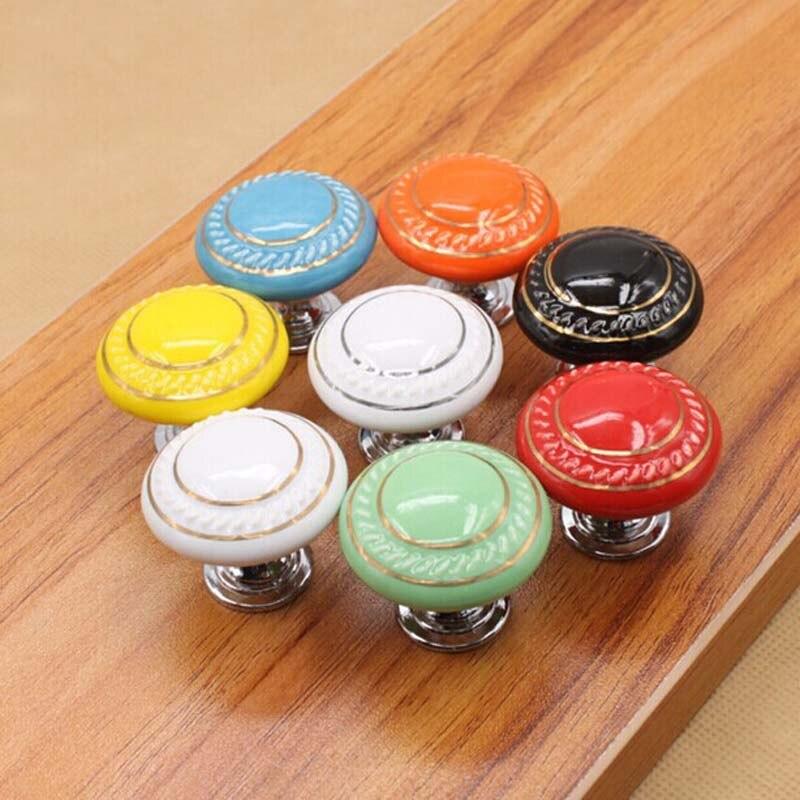 Single Kitchen Cabinet Drawer online get cheap kitchen cabinet handles orange -aliexpress