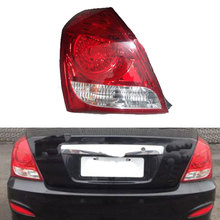 MIZIAUTO 1 PCS Tail light for Hyundai Elantra 2011- Rear Brake Light Lamp ABS Stop lamp taillight Free Shipping