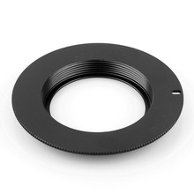 10pcs Aluminum M42 Screw Mount Lens Adapter for M42-EOS EF Mount Ring Rebel For Can&n XSi T1i T2i 1D 550D 500D 60D 50D 7D 1000D