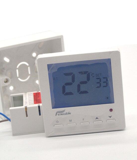 Gemütlich 2 Stufiger Thermostat Schaltplan Galerie - Der Schaltplan ...