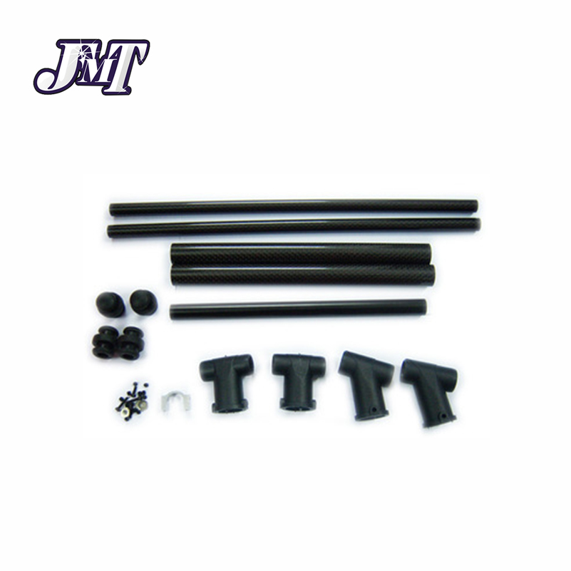 JMT DIY RC Quadcopter FPV Drone Carbon Fiber Aluminum Tall Landing Skid Gear For F450 F550 f450 quadcopter frame kit quadrocopter kit f450 pcb arm w black landing gear skid for f450 f550 sk480 fpv multicopter kk mk mwc