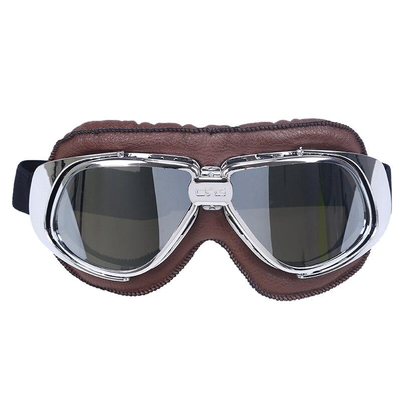 e55b4950ba LMoDri gafas de motocicleta máscara de casco para montar al aire libre  cráneos de Motocross gafas