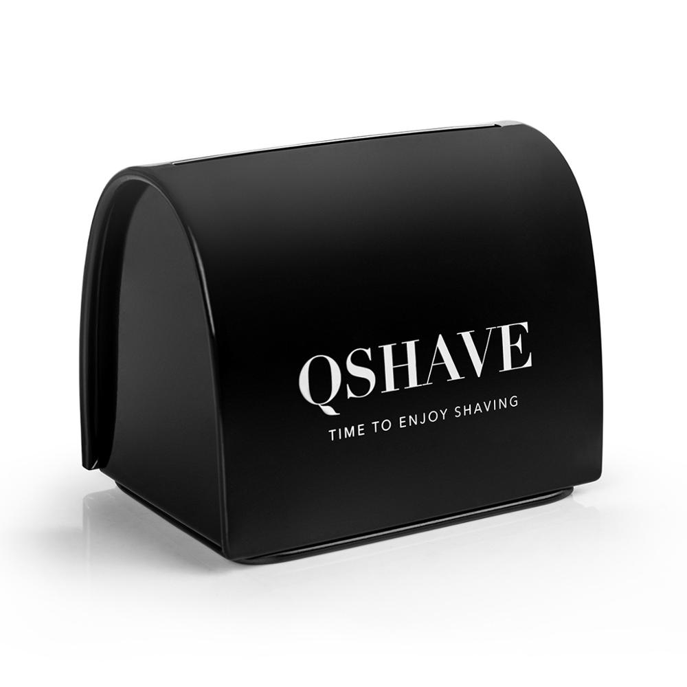 Qshave Blade Disposal Case Safe Storage Bank For Used Safety Razor Blades Box Ebay