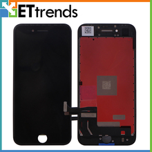 1 piece 100% Original OEM LCD Display For iPhone 8 LCD Screen Touch Digitizer Assembly With Frame 100% Tested DHL Free Shipping