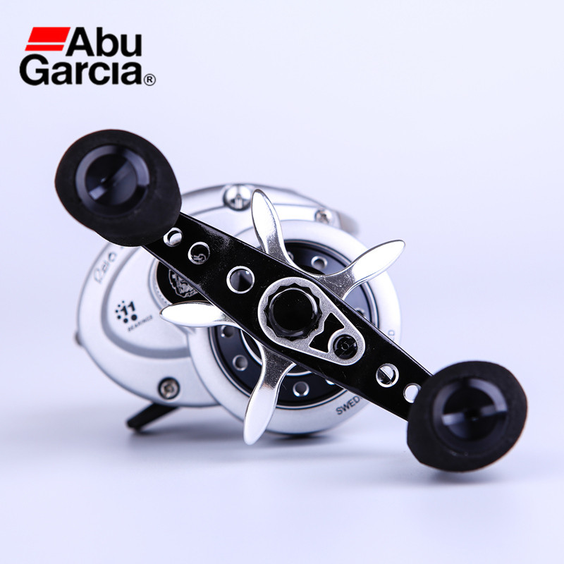 все цены на Abu Garcia REVO3 STX 10+1BB 7.1:1/6.4:1 Baitcasting Reel Left Right Hand Fishing Reel Water Drop Wheel Max Drag 9kg Lure 2g-21g онлайн