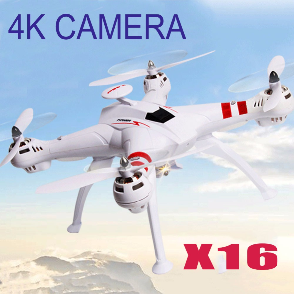 Bayang X16 RC Hubschrauber Spielzeug Drone Brushless Motor 2,4 Ghz 4CH 6 Achse FPV Quadcopter Eders RTF RC GPS Drohne mit Kamera HD 4 Karat 1080 p