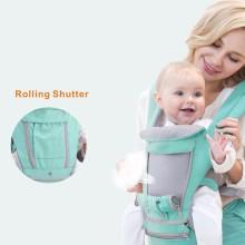 AIEBAO дышащий эргономичный рюкзак кенгуру Портативный Младенческая детская переноска-Кенгуру Hipseat слинг кенгуру Обёрточная бумага