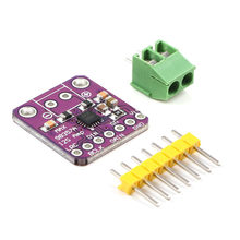 MAX98357 I2S Audio Amplifier Module Breakout Interface Filterless Class D Lightweight Efficent Sound For Raspberry Pi Esp32(China)