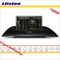 For BMW X3 2004 2009 Car Stereo Radio CD DVD Player GPS Navigation 1080P HD Screen