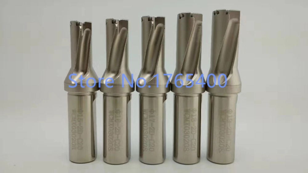 WC 3D U drill 21mm -25mm  21 21.5 22 22.5 23 23.5 24 24.5 25 mm  Fast Drill indexable drill tool for WCMX04 WCMX05 insert WC 3D U drill 21mm -25mm  21 21.5 22 22.5 23 23.5 24 24.5 25 mm  Fast Drill indexable drill tool for WCMX04 WCMX05 insert