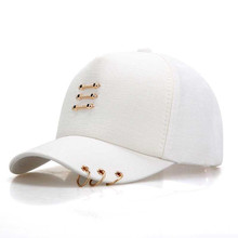 Ring Baseball Cap Men Women