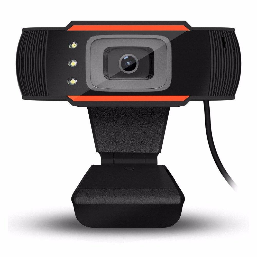 1 Stück Hxsj-branded A870c3 Autofokus Usb2.0 640x480 12.0m-pixel Webcam Für Heim Und Büro Und Computer