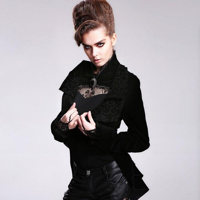 del delle signore gotiche corsetto del d'argento del di modo del diavolo corsetto Giacche corsetto sexy wa0qC5