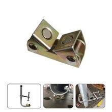 Магнитный V-типовые крепежные детали v-образный Магнитный держатель заварки сварки светильник регулируемая магнитный V колодки-сильная рука инструмент