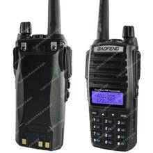 Baofeng UV-82 VHF / UHF de banda Dual 136-174 / 400 – 520 MHz 2-PTT 5 W Radio de dos vías LB0533
