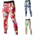2016 Verano Nuevos hombres Ocio Pantalones de Impresión Comprimido