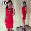 THYY Summer Sleeveless Sexy Women's dresses 2017 Black Women Summer dresses Mini Sleeveless Women Sundress Female Sexy Vestidos