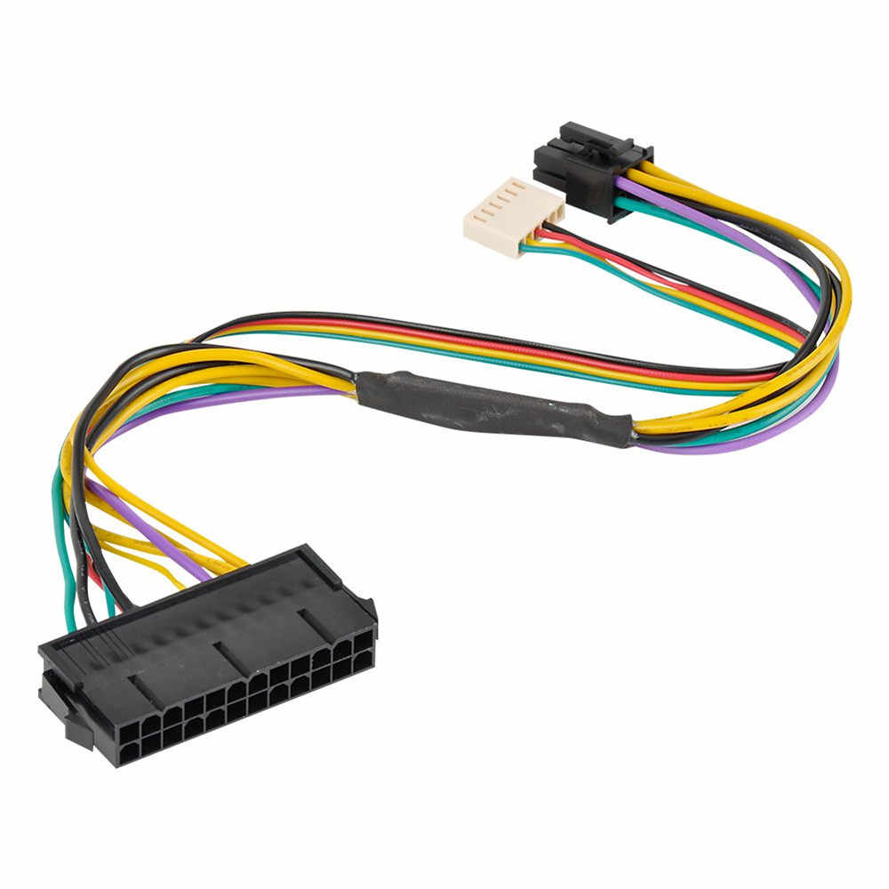 Detail Feedback Questions about 24 Pin to 6 Pin PCI E ATX