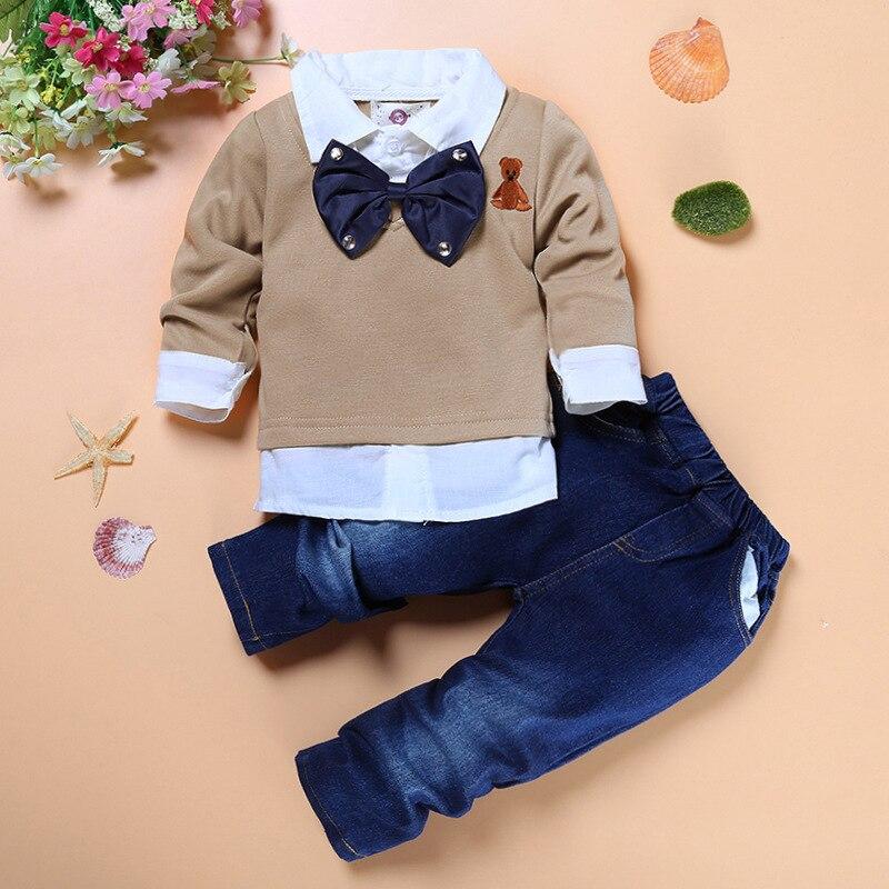 नई वसंत और शरद ऋतु बच्चों - बच्चों के कपड़े