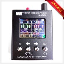 Английский verison N1201SA УФ РФ Векторный Сопротивление АНТ КСВ Антенны Анализатор Метр Тестер 140 МГц-2.7 ГГц сопротивления/сопротивление/КСВ
