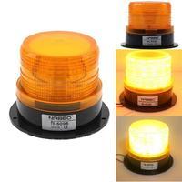 Samochód PROWADZIŁ Żarówka Amber Światła Awaryjne Światła Stroboskopowe Beacon Ostrzeżenie 12 V-24 V Z814