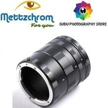 Макро Удлинитель для всех брендов для Canon Nikon Pentax M42 металлический удлинитель