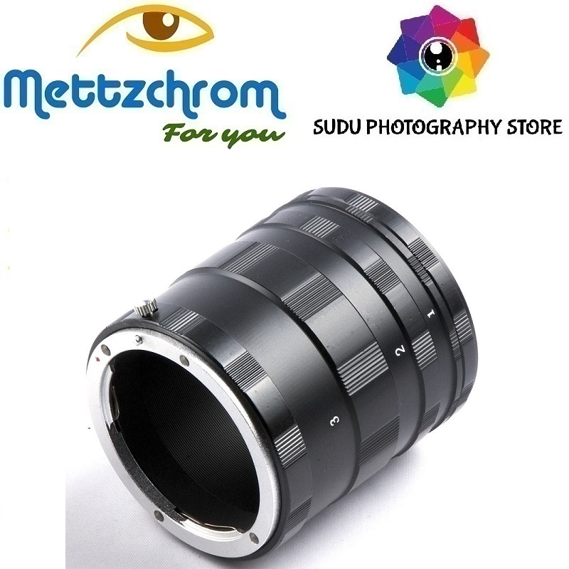 Macro Extension <font><b>Tube</b></font> for all brand for Canon Nikon Pentax <font><b>M42</b></font> Metal extension <font><b>Tube</b></font> image