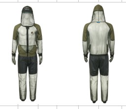 Outdoor camping fishing upgrade clothes anti mosquito hiking climbing sets men women fishing net beekeeping mesh breathable suit