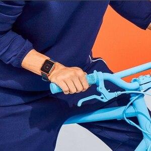 Image 5 - Xiaomi midongユースverisonスポーツスマート腕時計防水IP68 gps + glonassトラッカーppg心拍数モニター英語bip s
