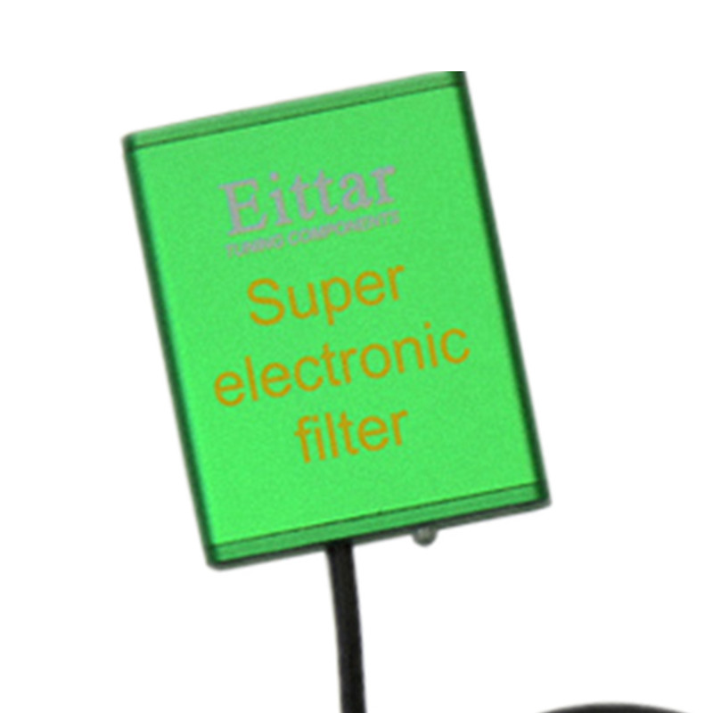 Auto Super Electronic Filter <font><b>Performance</b></font> Chips Car Pick Up Fuel Saver Voltage Stabilizer For Audi A1 A3 A4 A5 ALL ENGINES image