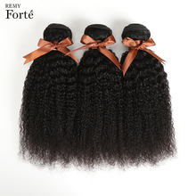 Remy Forte Brazilian Hair Weave Bundles Deal Human Extension Vendors BEBE Curl Natural Color