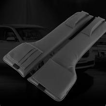 цена на 2x Black Car Seat Side Multi-Functional Gap Leak-Proof Interior Anti-Plug Bar Modified Bag Gap Slit Pocket Free Shipping