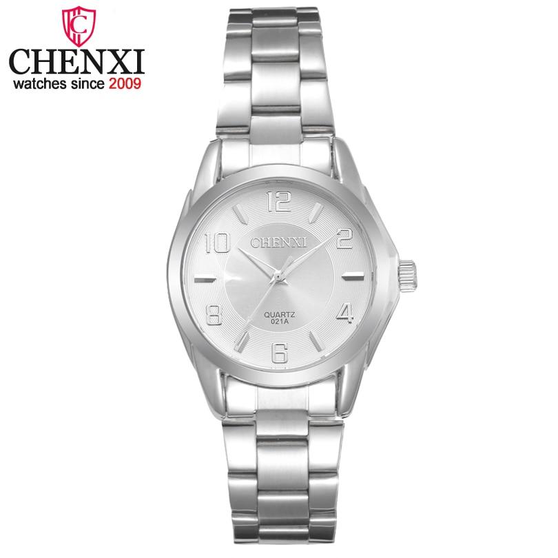 CHENXI Quarzuhr Frauen Uhr Damen Armbanduhren Weibliche Berühmte Luxusmarke Dame Quarz-Uhr Relogio Feminino Montre Femme