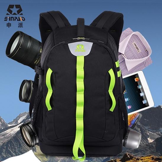 Outdoor custom camera bag, strong camera backpack bag New arrival dslr camera backpack nylon material camera bag CD50 nylon material strong durable golf bag