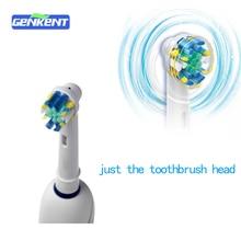 Floss щетиной действий головки гигиена зубы b полости автоматическая электрическая рта