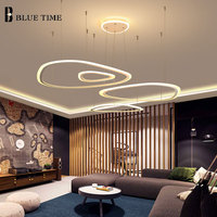Hot Sale Fashion Modern LED Chandeliers For Bedroom Dining Room Living Room Kitchen Creative Acrylice Home LED Chandeliers Lamps