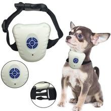 Electronic Safe Anti Bark Dog Collars Leashes Ultrasonic Training Shock Control J2Y