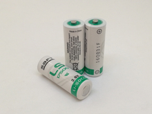 5PCS/LOT New Original SAFT LS17500 3.6V 1100MAH Lithium Battery 17500 PLC Batteries Made in France