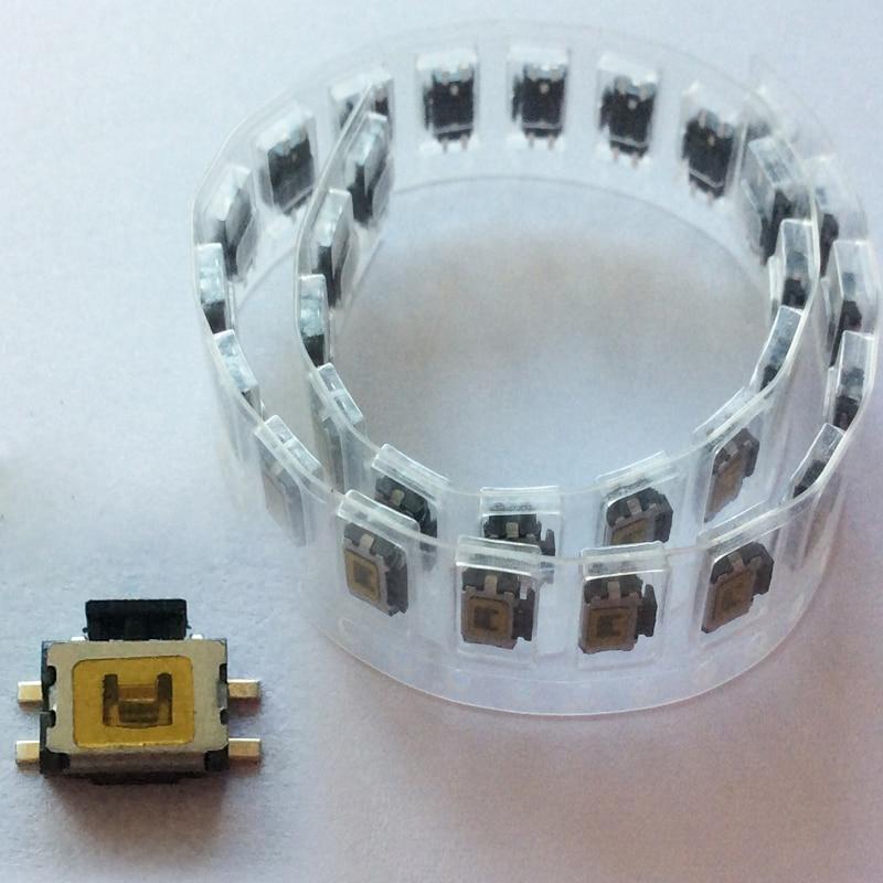 100X Tact Switch For Motorola EP450 GP2000 GP88S Handheld Radios